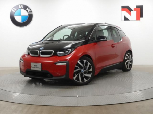 BMW i3 レンジ・エクステンダー装備車 19インチAW アトリエ アクティブクルーズコントロール Rカメラ FRセンサー LED 衝突軽減 車線逸脱 USB
