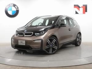 BMW i3 レンジ・エクステンダー装備車 20インチAW SUITE アクティブクルーズコントロール Rカメラ FRセンサー Fシートヒーター LED 衝突軽減 車線逸脱 USB