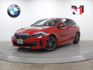 BMW 1シリーズ 118i Mスポーツ 18インチAW ハイラインパッケージ アクティブクルーズコントロール Rカメラ FRセンサー LED 衝突軽減 車線逸脱 USB オートマチックテールゲートオペレーション