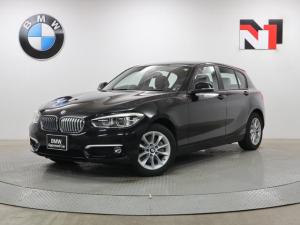 BMW 1シリーズ 118d スタイル 16インチAW コンフォートパッケージ クルーズコントロール Rカメラ FRセンサー LED 衝突軽減 車線逸脱 USB パーキングサポートパッケージ