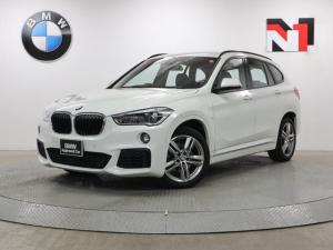 BMW X1 sDrive 18i Mスポーツ 18インチAW コンフォートパッケージ Rカメラ FRセンサー LED 衝突警告 車線逸脱 フロントシートヒーター