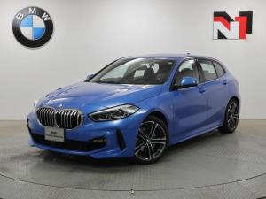 BMW 1シリーズ 118i Mスポーツ ハイラインパッケージ 18インチAW コンフォートパッケージ アクティブクルーズコントロール パドルシフト LED 衝突軽減 車線逸脱 ナビパッケージ ストレージパッケージ 電動リヤゲート コンフォートアクセス