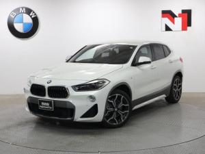 BMW X2 xDrive 20i MスポーツX ハイラインパック 19インチAW ハイラインパッケージ アクティブクルーズコントロール Rカメラ LED 衝突軽減 車線逸脱 USB FRセンサー ヘッドアップディスプレイ