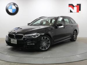 BMW 5シリーズ 523iツーリング Mスポーツ 19インチAW ベージュレザー内装 アクティブクルーズコントロール 全周囲カメラ LED 衝突軽減 車線逸脱 USB ハイラインパッケージ FRセンサー