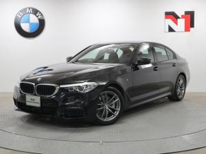 BMW 5シリーズ 523d xDrive Mスピリット 18インチAW アクティブクルーズコントロール ヘッドアップディスプレイ Rカメラ FRセンサー LED 衝突軽減 車線逸脱 USB