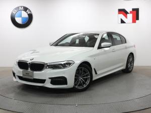 BMW 5シリーズ 523d xDrive Mスピリット 18インチAW ハイラインP アクティブクルーズコントロール Rカメラ FRセンサー LED 衝突軽減 車線逸脱 USB コンフォートアクセス