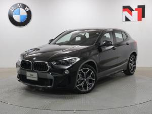 BMW X2 sDrive 18i MスポーツX 19インチAW コンフォートパッケージ アクティブクルーズコントロール Rカメラ FRセンサー LED 衝突軽減 車線逸脱 USB フロントシートヒーター 電動リヤゲート