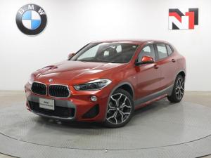 BMW X2 sDrive 18i MスポーツX 19インチAW コンフォートパッケージ Rカメラ FRセンサー LED 衝突軽減 車線逸脱 シートヒーター USB コンフォートアクセス 電動リアゲート