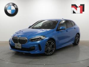BMW 1シリーズ 118i Mスポーツ 18インチAW コンフォートパッケージ アクティブクルーズコントロール Rカメラ FRセンサー LED 衝突軽減 車線逸脱 USB 電動リヤゲート