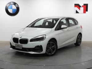 BMW 2シリーズ 218dアクティブツアラー スポーツ 17インチAW  コンフォートパッケージ Rカメラ FRセンサー LED 衝突軽減 車線逸脱 フロントシートヒーター 電動リヤゲート USB