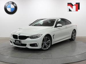 BMW 4シリーズ 435iクーペ Mスポーツ 19AW アクティブクルーズコントロール パドルシフト ヘッドアップディスプレイ LED 衝突警告 車線逸脱 USB Rカメラ FRセンサー フロントシートヒーター