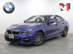 BMW 3シリーズ 320i Mスポーツ 18インチAW コンフォートパッケージ アクティブクルーズコントロール Rカメラ LED 衝突軽減 車線逸脱 USB パドルシフト FRセンサー フロントシートヒーター