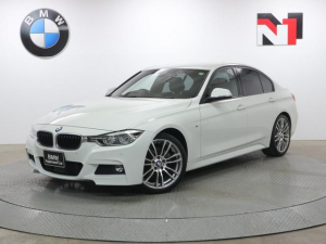 BMW 3シリーズ 320i Mスポーツ 19AW プラスパッケージ アクティブクルーズコントロール パドルシフト Rカメラ LED 衝突軽減 車線逸脱 USB FRセンサー フロントシートヒーター コンフォートアクセス