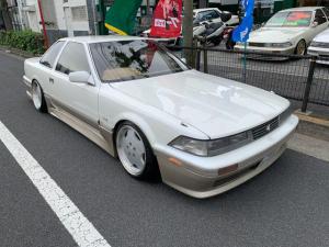 トヨタ ソアラ 3.0GT-リミテッド 前後車高調 BBS ナルディ