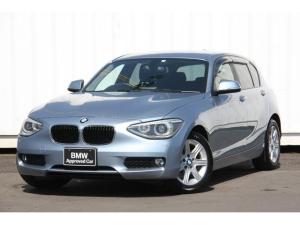 BMW 1シリーズ 116i 社外ナビ バックカメラ ETC 認定中古車1年保証