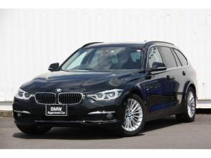 BMW 3シリーズ 320dツーリング ラグジュアリー 黒革 ACC LED