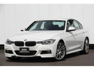 BMW 3シリーズ 320i Mスポーツ 限定車エクスクルーシブスポーツ アクティブクルーズコントロール ヘッドアップディスプレイ サドルブランレザー 19インチアルミ サテンアルミエクステリア