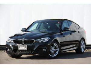 BMW 3シリーズ 320iグランツーリスモ Mスポーツ HDDナビ バックカメラ 前車衝突被害軽減ブレーキ 歩行者警告  車線逸脱警告 ミュージックコレクション Bluetooth通信 1オーナー 禁煙車