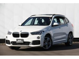BMW X1 sDrive 18i Mスポーツパッケージ パノラマサンルーフ HDDナビ バックカメラ 自動縦列駐車アシスト 前車衝突被害軽減ブレーキ 歩行者警告 車線逸脱警告 Bluetooth ミュージックサーバー