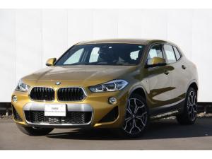 BMW X2 xDrive 20i MスポーツX アドバンストアクティブセーフティ―パッケージ ヘッドアップディスプレイ アクティブクルーズコントロール HDDナビ バックカメラ 自動縦列駐車アシスト