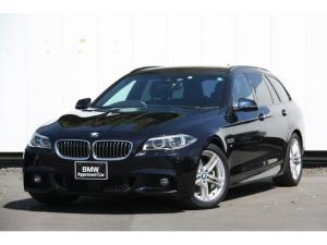 BMW 5シリーズ 523i Mスポーツ ハイラインパッケージ 後期モデル Mスポーツハイライン アダプティブLEDヘッドライト ブラウンレザー 前後シートヒーター アクティブクルーズコントロール 地デジチューナー