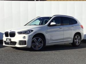BMW X1 sDrive 18i Mスポーツ アドバンストアクティブセーフティーパッケージ ヘッドアップディスプレイ アクティブクルーズコントロール HDDナビ バックカメラ Bluetooth ミュージックコレクション