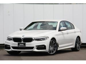 BMW 5シリーズ 523d Mスポーツ クリーンディーゼル HDDナビ バックカメラ ステアリングアシスト パーキングアシスト アクティブクルーズコントロール Bluetooth ミュージックコレクション 電動リアゲート