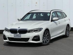 BMW 3シリーズ 320d xDriveツーリング Mスポーツ クリーンディーゼル Mスポーツ 4WD タッチパネルナビ バックカメラ 後退アシスト 衝突被害軽減ブレーキ 歩行者警告 ステアリングアシスト アクティブクルーズコントロール Bluetooth