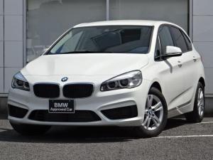 BMW 2シリーズ 218dアクティブツアラー 地デジ Rカメラ ドラレコ 禁煙