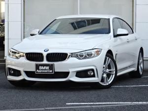 BMW 4シリーズ 420iグランクーペ Mスポーツ ACC 黒革 1オーナー