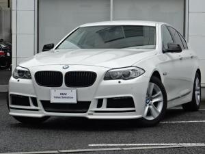 BMW 5シリーズ 523i ハイラインパッケージ レザー ウッド HDD 禁煙