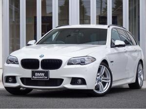 BMW 5シリーズ 523dツーリング Mスポーツ ザ・ピーク ファイナルモデル