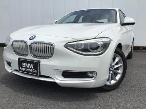 BMW 1シリーズ 116i スタイル パーキングP HDDナビ ETC 禁煙車