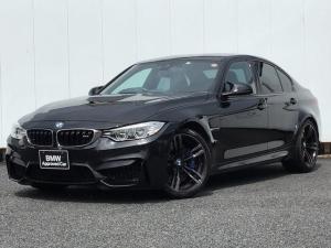 BMW M3 M3 ドライビングアシスト ヘッドアップディスプレイ ブラックレザー 全シートヒーター LEDヘッドライト リヤカメラ ETCキザイ 禁煙