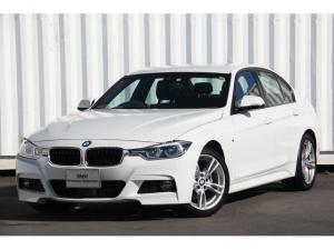 BMW 3シリーズ 320i Mスポーツ アクティブクルーズコントロール ドライブアシスト 純正HDDナビ Blue-Tooth ミュージックサーバー リアカメラ リアPDC アイドリングストップ パドルシフト LEDライト ETC 禁煙車