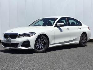 BMW 3シリーズ 320d xDrive Mスポーツ アクティブクルーズコントロール ドライブアシスト Rカメラ 純正HDDナビゲーション Blue Tooth ミュージックサーバー LEDライト 18インチAW マルチ液晶メーター パドルシフト 禁煙車
