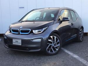 BMW i3 スイート レンジ・エクステンダー装備車 アクティブクルーズコントロール ドライブアシスト ブラウンレザー Fシートヒーター LEDライト リアカメラ 前後PDC 純正HDDナビゲーション マルチファンクションステアリング ETC 禁煙車