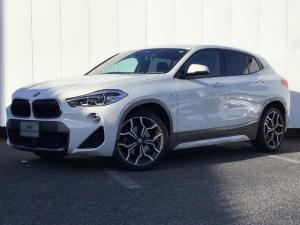 BMW X2 xDrive 18d MスポーツX アドバンスドアクティブセーフティP コンフォートP LED ヘッドアップディスプレイ 電動リアゲート Rカメラ 純正HDDナビ Blue Tooth ミュージックサーバー ETC 19AW 禁煙車