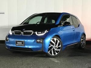 BMW i3 アトリエ レンジ・エクステンダー装備車 プラスパッケージ パーキングパッケージ 前後パークディスタンスコントロール 純正HDDナビゲーション ミュージックサーバー Blue Tooth ドライブA コンフォートA シートヒーター 禁煙車