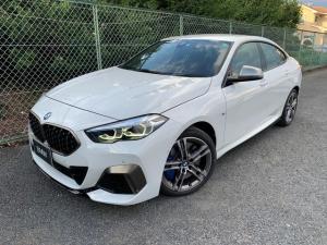 BMW 2シリーズ M235i xDriveグランクーペ デビューパッケージ アクティブクルーズコントロール ドライブアシスト コンフォートアクセス 純正HDDナビゲーション Blue Tooth ミュージックサーバー LED ETC 弊社デモカー 禁煙車