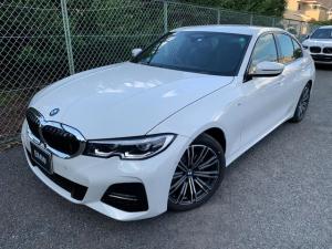 BMW 3シリーズ 320d xDrive Mスポーツ アクティブクルーズコントロール ドライブアシスト コンフォートアクセス アイドリングストップ リアカメラ 純正HDDナビゲーション Blue Tooth ミュージックサーバー 弊社デモカー 禁煙車