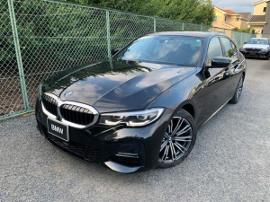 BMW 3シリーズ 318i Mスポーツ アクティブクルーズコントロール ドライブアシスト パーキングアシストプラス アイドリングストップ コンフォートアクセス 純正HDDナビゲーション Blue Tooth ミュージックサーバー 禁煙車