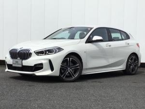 BMW 1シリーズ 118i Mスポーツ アクティブクルーズコントロール ドライブアシスト コンフォートアクセス アイドリングストップ マルチ液晶メーター 純正HDDナビ Blue Tooth ミュージックサーバー 18AW 弊社DC 禁煙車