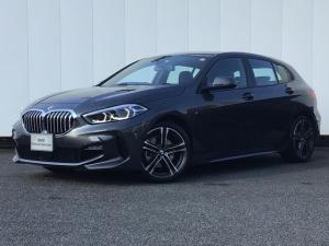 BMW 1シリーズ 118i Mスポーツ アクティブクルーズコントロール ドライブアシスト コンフォートパッケージ アイドリングストップ Blue Tooth ミュージックサーバー マルチ液晶メーター 前後PDC LED 弊社DC 禁煙車