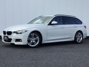 BMW 3シリーズ 320iツーリング Mスポーツ アクティブクルーズコントロール ドライブアシスト コンフォートアクセス アイドリングストップ Rカメラ 電動リアゲート 純正HDDナビ Blue Tooth ミュージックサーバー 1オーナー 禁煙車