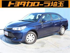 トヨタ カローラアクシオ X 修復歴無 ワンオーナー ETC ナビ キーレス TV