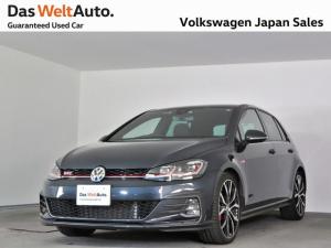 フォルクスワーゲン ゴルフGTI パフォーマンス 7.5型 特別仕様車 禁煙車 認定中古車