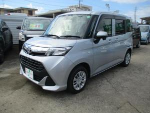 トヨタ タンク X S SDナビ TV ETC パワースライドドア スマートアシスト