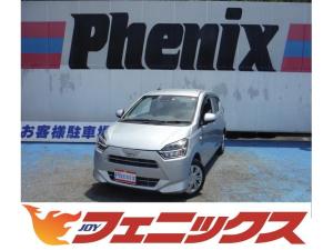 ダイハツ ミライース X SAIII 現行型LEDライトキーレス衝突軽減ブレーキ