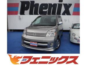 トヨタ ヴォクシー Z煌1オーナメモリナビ両電動ドアHIDステアシフト4.6万K